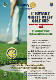 Rotary Chieti Ovest Golf Cup-3