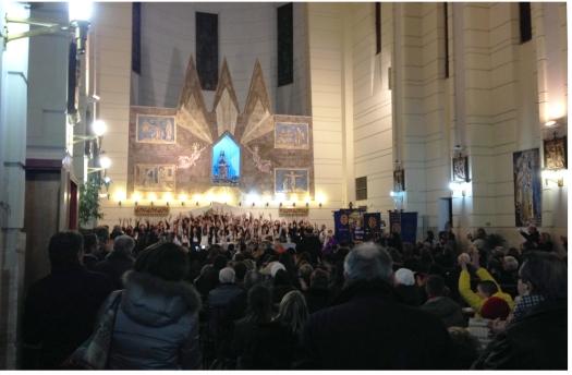 Foto Messa di Natale 2015